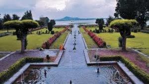 Shalimar Garden In Srinagar