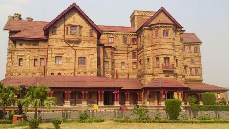 Amarmahal Jammu Tour