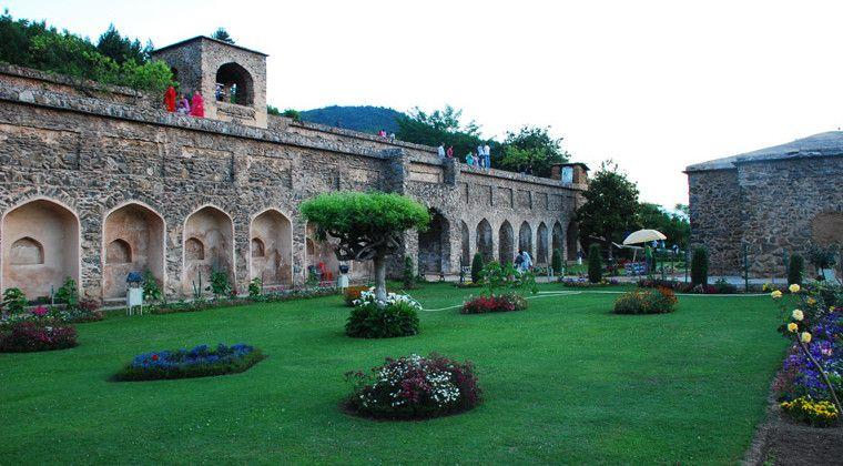 Pari Mahal Srinagar